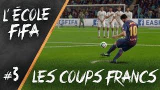 FIFA 18 - COMMENT MARQUER PLUS DE COUPS FRANCS !