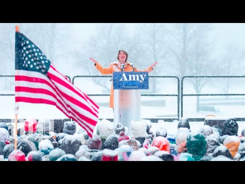 Klobuchar enters the 2020 race Mp3