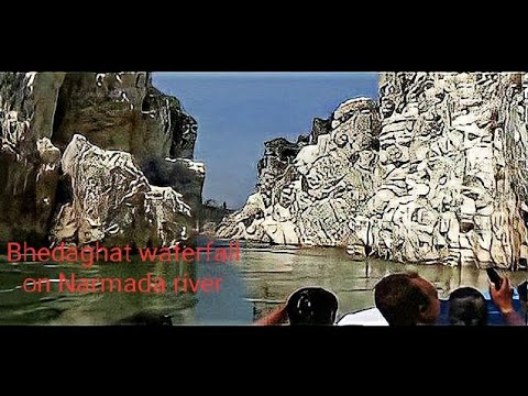 Wonder of Nature Bhedaghat Of Narmada River Tour by motor bo