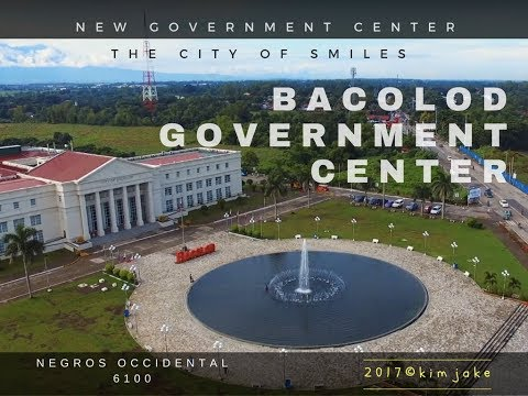 BACOLOD GOVERNMENT CENTER - 2017