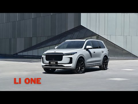 LI ONE - das meistverkaufte Elektro SUV in China