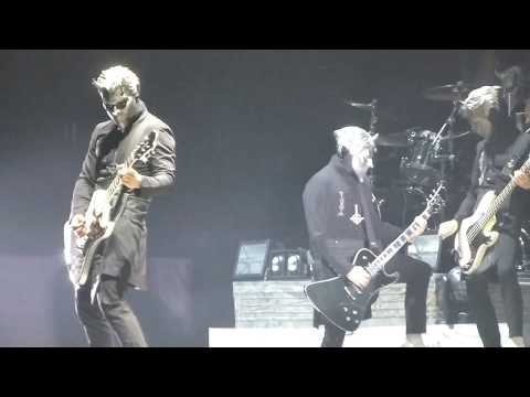 GHOST Square Hammer LIVE Prudential Center NEW JERSEY June 7, 2017