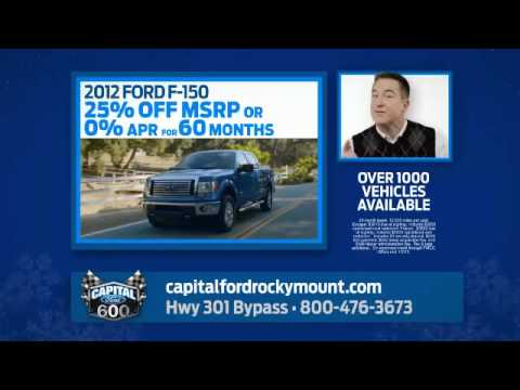 capital ford of rocky mount capital 600 youtube. Cars Review. Best American Auto & Cars Review