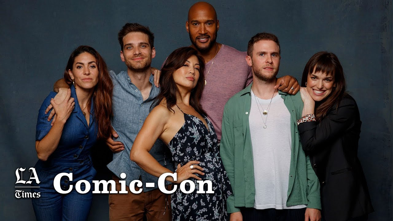 'Agents of SHIELD' cast recount how Jeff Ward was cast as Deke Shaw | Comic-Con