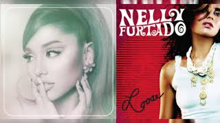 Ariana Grande x Nelly Furtado - Promiscuous Motive [feat. Doja Cat] (Mashup)