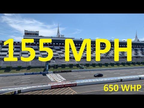 Volvo 850 – 155MPH – 1760' Roll Racing