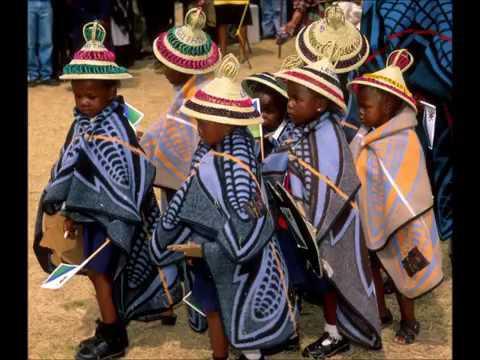 Thutsoana Ea Chesa Naha No.1 - Lefu La Ntate (My Father's Funeral).mp4