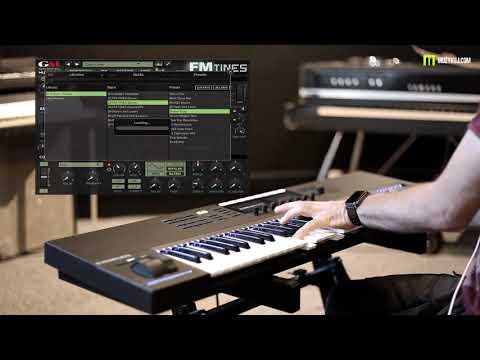 FM TiNES iPad