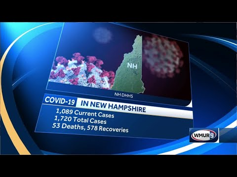 2 more deaths in NH connected to COVID-19