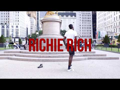 EPIC Smooth Freestyle Dance | New York Freestyle Dancer: Richie Rich