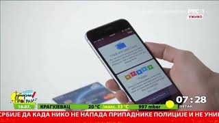 Apple pay u Srbiji