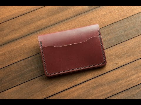 Levart Leather Goods 5 Card Wallet and Field Notes Cover Review