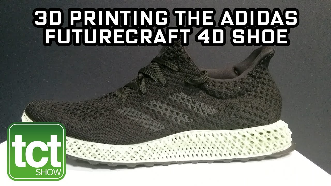new arrival a9721 ccda0 Carbon on 3D printing the adidas Futurecraft 4D shoe