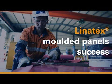 Discover How Linatex® Premium Rubber Bolt-In Moulded Panels Enhanced Wear Life By 81%
