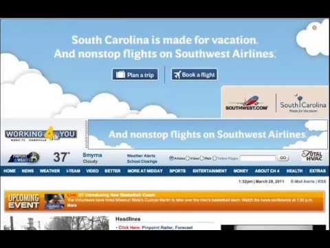 Southwest and South Carolina Partnership Pushdown for Nashville