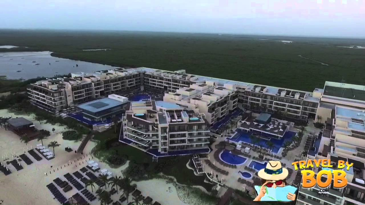 Royalton Riviera Cancun Travelbybob Com Youtube