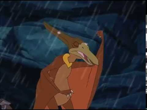 the land before time 7 the stone of cold fire very important creature