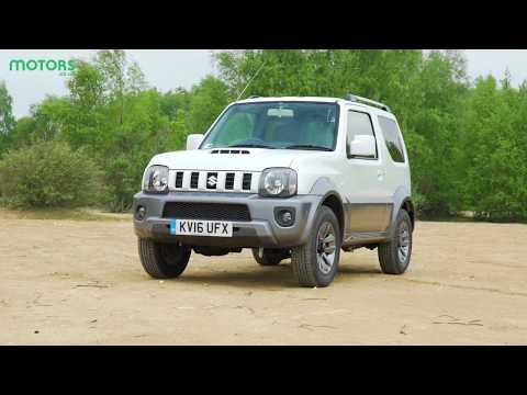 Motors.co.uk | Suzuki Jimny Review