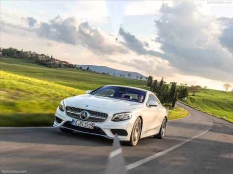 All new 2015 mercedes benz s500 coupe white youtube for New white mercedes benz