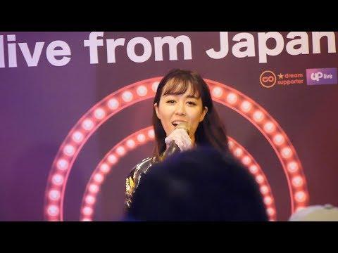 川嶋メアリ-川島美艾莉唱歌(KOL live from Japan)