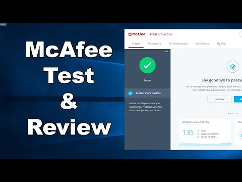 McAfee Antivirus Test & Review 2019 - Antivirus Security Review