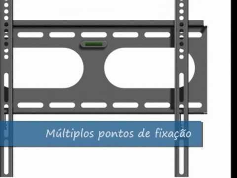 1ee88ccce N01V4 - Suporte Fixo para LCD   LED   Plasma 32