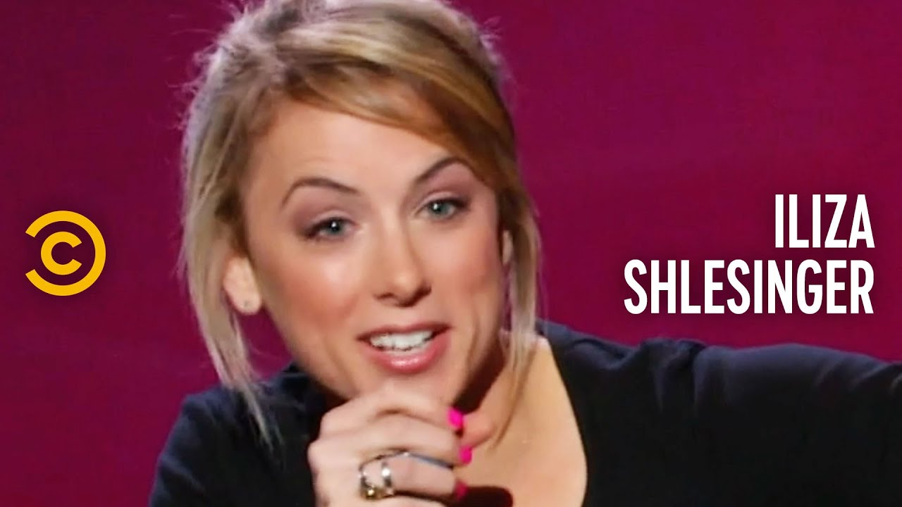 Taking a Table Corner to the Crotch - Iliza Shlesinger
