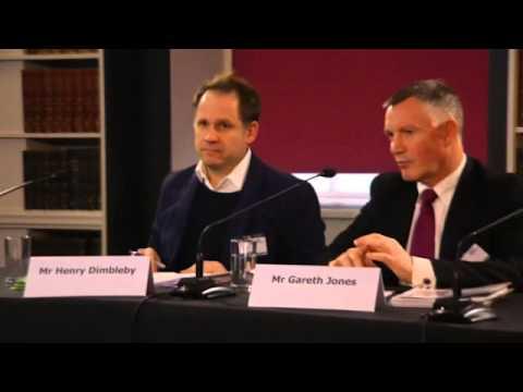 London Health Commission: Theme C:   Mr Henry Dimbleby and Mr Gareth Jones