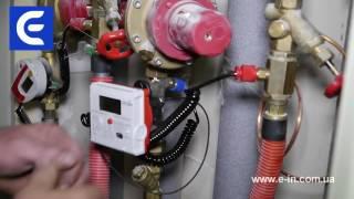 видео Монтаж и опломбирование счётчика тепла ITRON UltraMaxx / тел