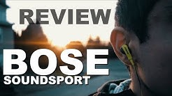 Bose Soundsport In-Ear Review