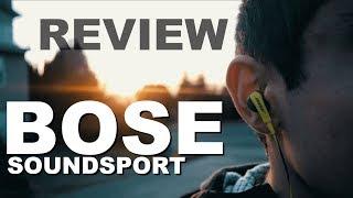 Bose Soundsport In-Ear Review