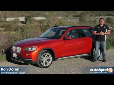 2013 BMW X1 Test Drive & Luxury Crossover SUV Video Review