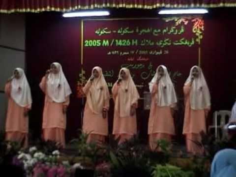Wardatuddiniah - Johan Fest.Nasyid Maal Hijrah Negeri Melaka 2005 Part 1