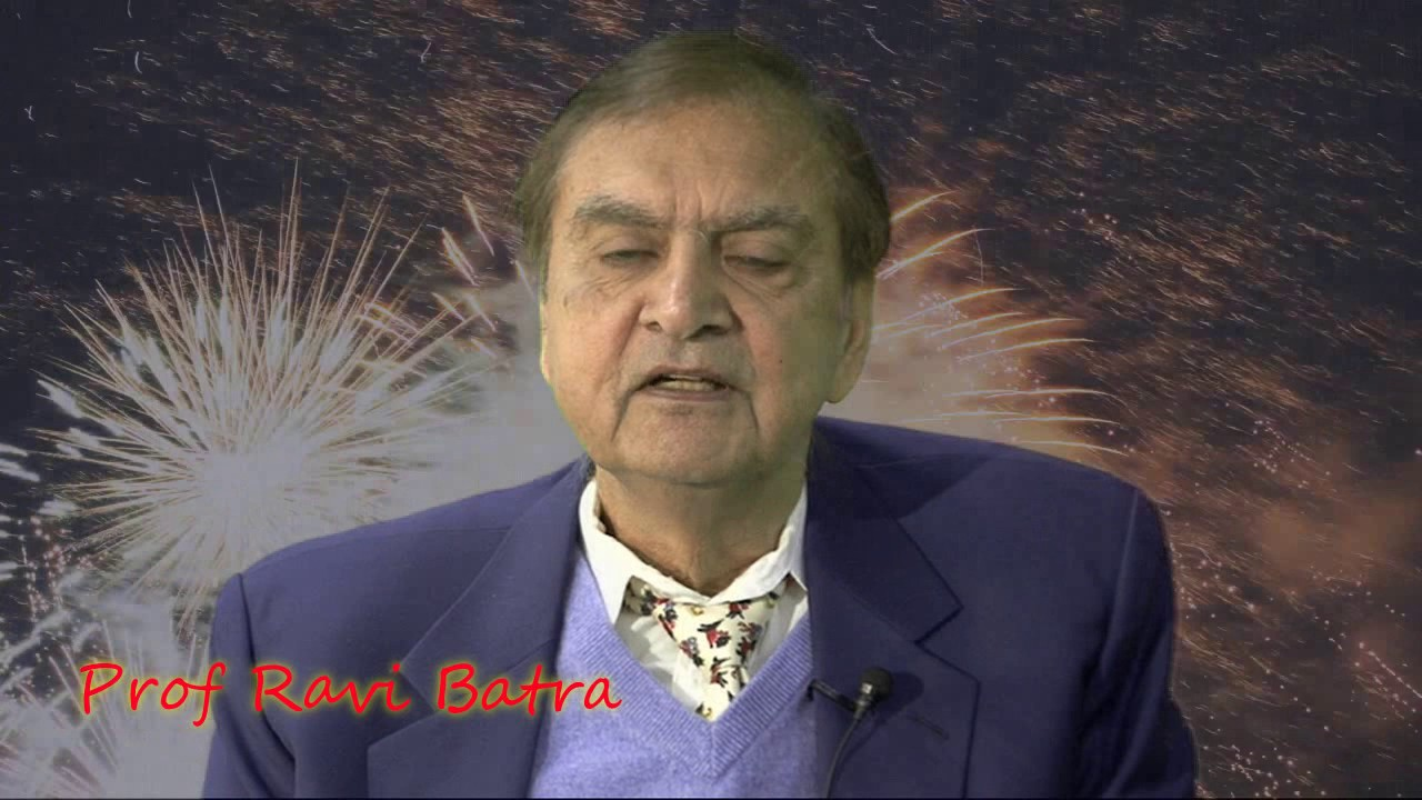 Prof. Dr. Ravi Batra wishes A Happy 6th anniversary to Desiplaza TV|| Desiplaza || Dallas