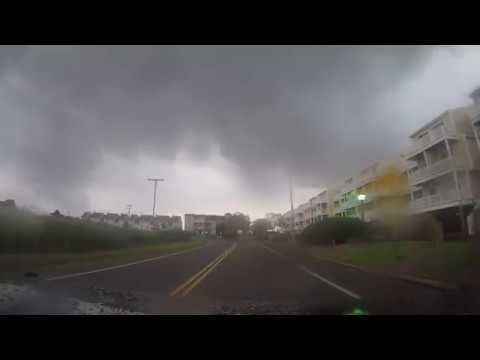 Ocean County NJ Thunderstorm 6/21/2017