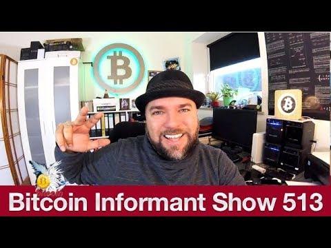 #513 $20k Bitcoin gestern vor 1 Jahr, Bitcoin Crash vs  Aktiencrash & Bitcoin auf lange Sicht tot