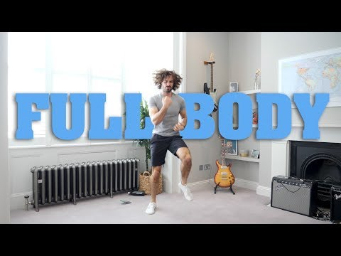 NEW!! 20 Minute FULL BODY Home HIIT | The Body Coach TV