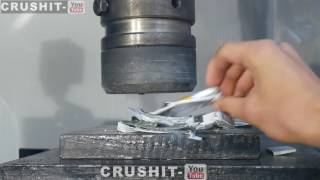 Crushing the Mighty Nokia 3310 with Hydraulic Press!