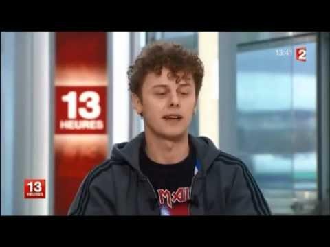 JT France 2 Les Cinq Dernières Minutes avec Norman Thavaud