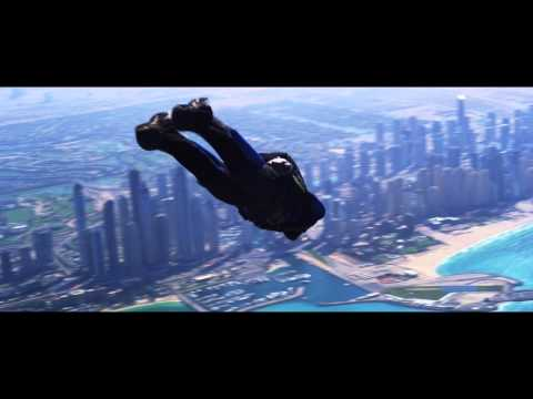 M83 Outro Skydiving Music Video