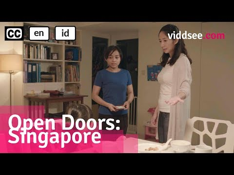 Open Doors: Singapore  Someone Was Watching When She Shoved The Domestic Worker  Viddsee.com