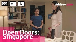 Open Doors: Singapore - Someone Was Watching When She Shoved The Domestic Worker // Viddsee.com