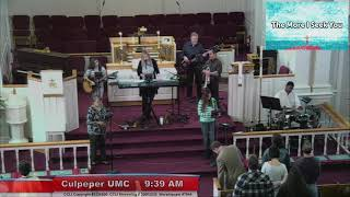 9:29 AM Modern Worship Sunday, January 12 2020