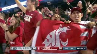 Highlights: Cougar Football vs. Stanford Oct. 27