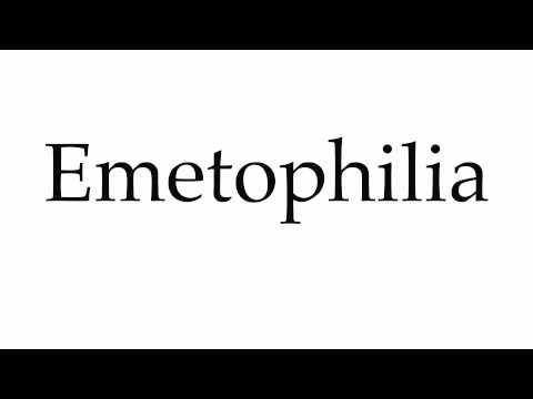 emetophilia definition