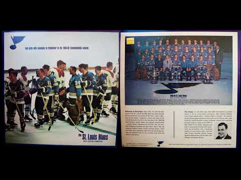 Classic calls from the Blues' 1968-9 Championship season. Some great announcers in here.