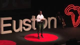 No ordinary fashion designer -  Nkwo Onwuka at TEDxEuston