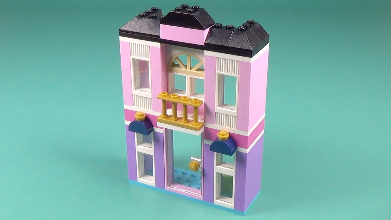 Lego Hotel Building Instructions Lego Classic 10703 How To