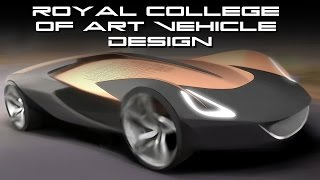 Download Royal College of Art Vehicle Design - Behold The Future Mp3 and Videos