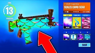 How to Customize Your Weapon Skin in Fortnite: Battle Royale! New Fortnite Weapon Skins